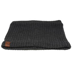 L&P L&P - Whistler, Knitted Scarf, Charcoal Grey
