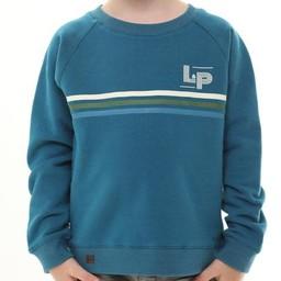 L&P L&P - Crewneck Sweatshirt, Vermont, Blue