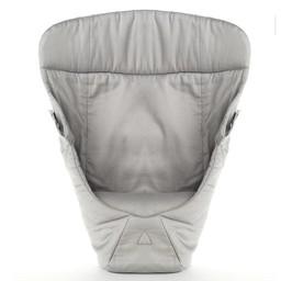 Ergobaby Ergobaby Original - Insertion pour Nouveau-Né, Nouveau Design/Infant Insert, NEW Design Gris/Grey
