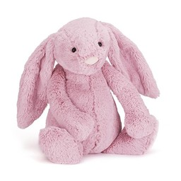 Jellycat Jellycat - Lapin Bashful/Bashful Bunny, Rose Tulip 7''/Tulip Pink 7''