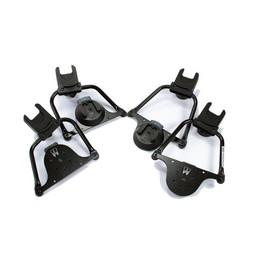Bumbleride VENTE DÉMO - Bumbleride - Adaptateur Duo de siège auto Maxi Cosi, Cybex et Nuna/Indie Twin Maxi Cosi, Cybex, Nuna Car Seat Adapter- Set