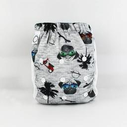 Omaïki Omaïki - Swim-Diaper H2Ö, Pugs
