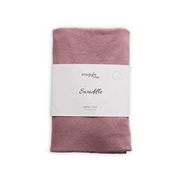 Snuggle Me Organic Snuggle Me Organic - Coton Swaddle Blanket, Bloom