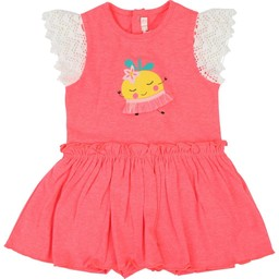 Billieblush BillieBlush - Pineapple Dress with Lace