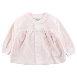 Fixoni Fixoni - Flounced Pink Cardigan
