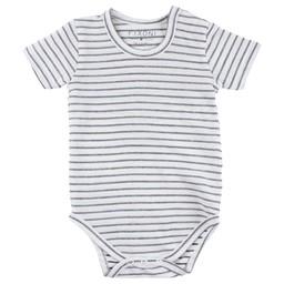 Fixoni Fixoni - Striped Bodysuit