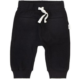Miles Baby - Knitted Pants, Black