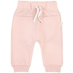 Miles Baby - Knitted Pants, Light Pink