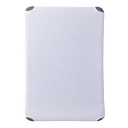 Halo Halo - Fitted Sheet for DreamNest Plus, White