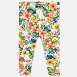 Mayoral Mayoral - Printed Pants, Geranium