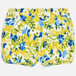 Mayoral Mayoral - Printed Shorts, Lemon