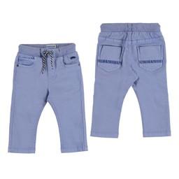 Mayoral Mayoral - Belted Pants, Sky