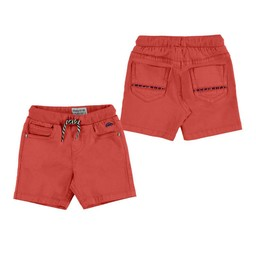 Mayoral Mayoral - Belted Shorts, Crab
