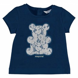 559134ad5 Mayoral Mayoral - Basic T-Shirt, Navy