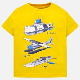 Mayoral Mayoral - Sporty T-Shirt, Banana