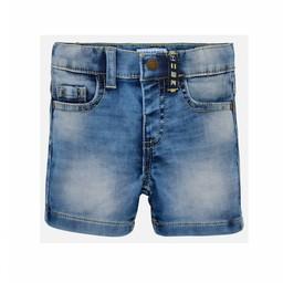 Mayoral Mayoral - Denim Shorts Jean Softy, Light Wash