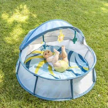 Babymoov Babymoov -  Travel Bed and Play Tent Babyni Tropical