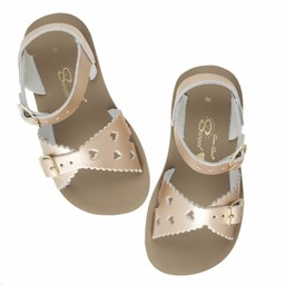 Salt Water Sandals Salt Water Sandals - Sweetheart Sandals, Rose Gold
