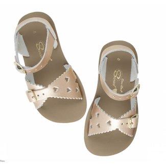 Salt Water Sandals Salt Water Sandals - Sandales Sweetheart, Rose Gold