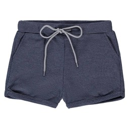 Birdz Children & Co Birdz - Chic Short, Bleu Jeans