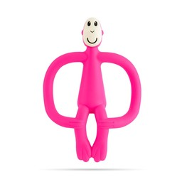Matchstick Monkey Matchstick Monkey - Jouet de Dentition, Rose
