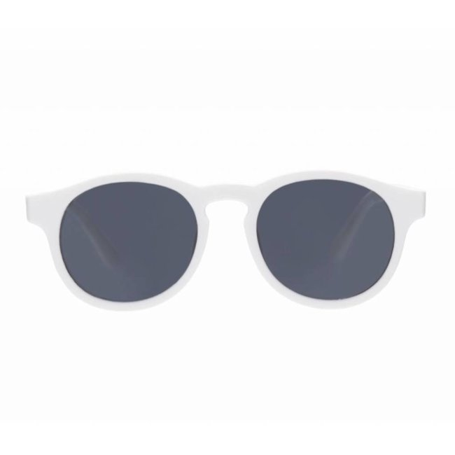 Babiators Babiators - Keyhole BlackOps Sunglasses, White