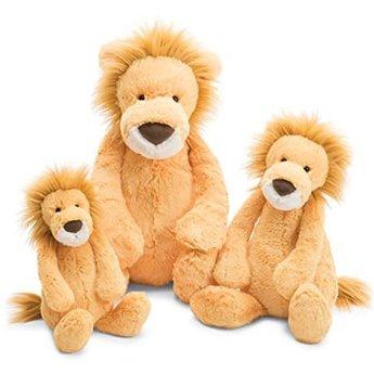 """Jellycat Jellycat - Bashful Lion 7"""""""