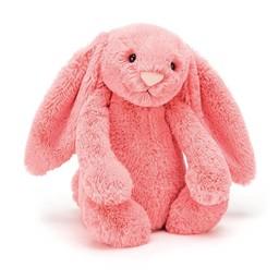 Jellycat Jellycat - Bashful Bunny, Coral 12''
