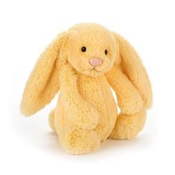 """Jellycat Jellycat - Bashful Bunny, Lemon 12"""""""
