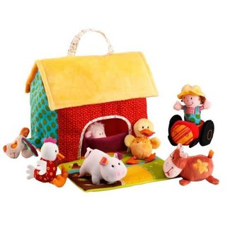Lilliputiens Lilliputiens - Farmhouse and its Animals