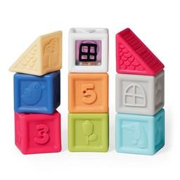 Skip Hop Skip Hop - Vibrant Village, Cubes Squeeze & Squeak
