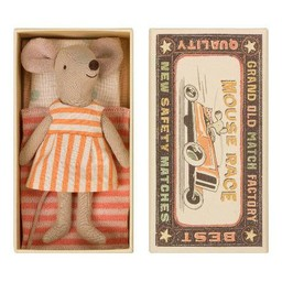 Maileg Maileg - Big Sister Mouse in Box
