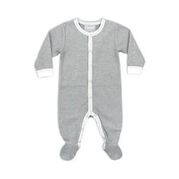Coccoli Coccoli - Pyjama à Pattes, Gris Chiné