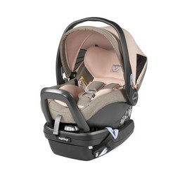 Peg-Perego Peg-Perego - Primo Viaggio 4/35 Nido Eco Leather - Car Seat, Mon Amour