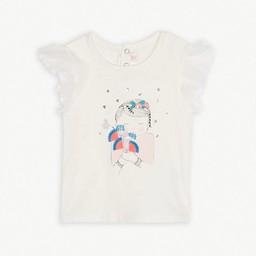 Billieblush BillieBlush - Ruffled Sleeve Shirt