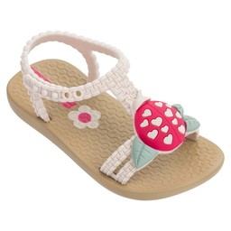 Ipanema Kids Ipanema - Buggy Baby Girls Sandals, Beige