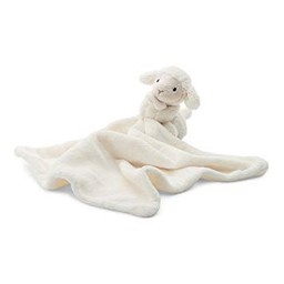 Jellycat Jellycat - Bashful Lamb Soother