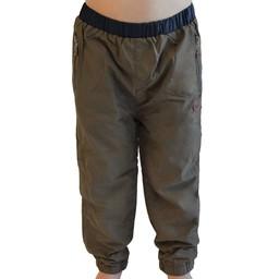 L&P L&P - Pantalon D'extérieur Boys HE4, Gris Terre