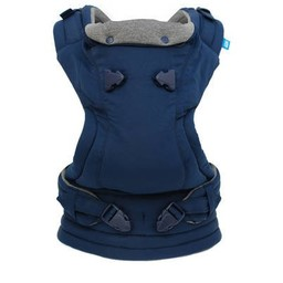 We Made Me We Made Me - Imagine Deluxe Classic Baby Carrier With Insert, Navy