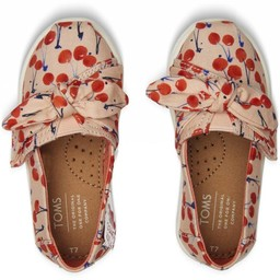 Toms Toms - Alpartaga Shoes, Coral Pink