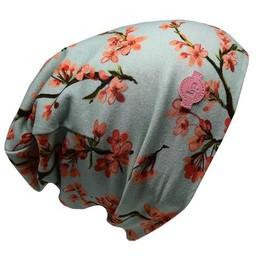L&P L&P - Boston Cotton Beanie, Nanaimo Blossom 2.0