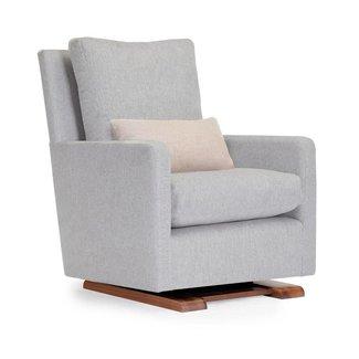 Monte Design Monte - Como Glider Chair, Walnut Wood Base - GENERAL