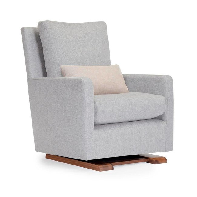 Monte Design Monte - Como Glider Chair, Walnut Wood Base - GENERAL