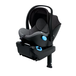 Clek Clek Liing - Infant Car Seat Chrome Jersey Knit