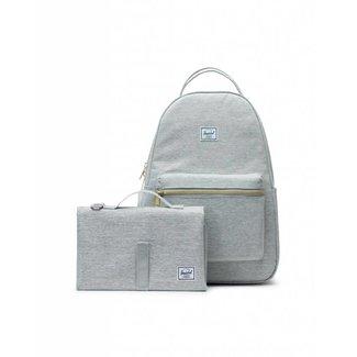 Herschel Herschel - Nova Sprout Diaper Backpack, Light Grey