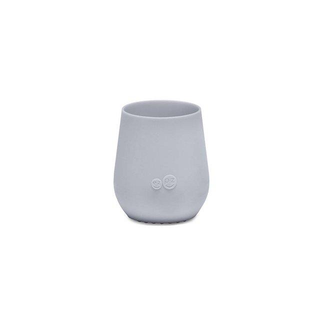 Ezpz EzPz - Tiny Silicone Cup, Pewter, 2oz