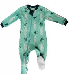 Zippy Jamz - Pyjama à Pattes, Hippocampes