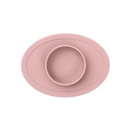 Ezpz EzPz - Napperon et Bol Tout-en-un Tiny Bowl, Blush
