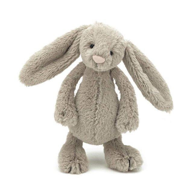 Jellycat Jellycat - Bashful Bunny, Beige 7''
