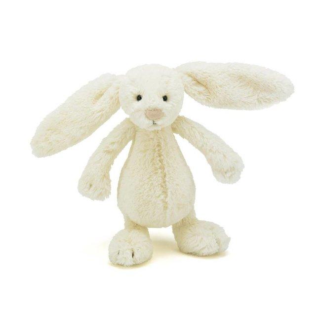 Jellycat Jellycat - Bashful Bunny, Cream 7''